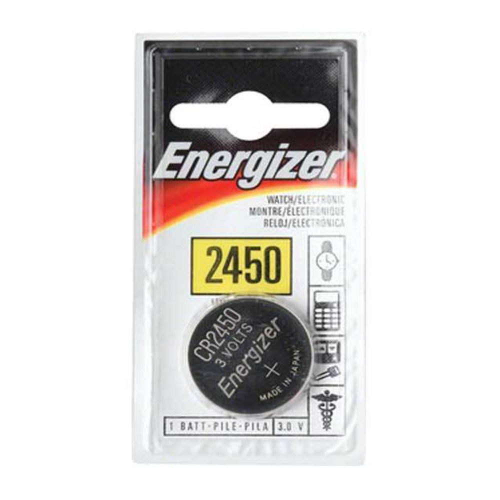 Energizer 3V Lithium Battery CR2450