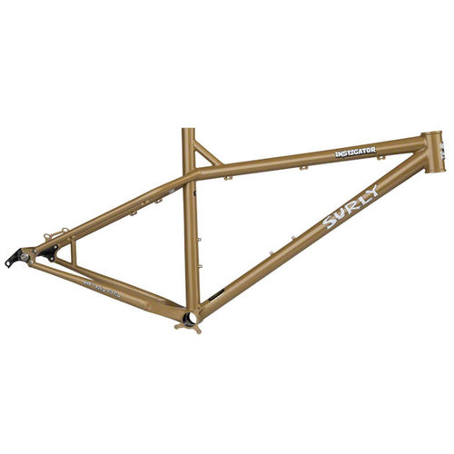 Surly Instigator 26+ Frame Trans Am Gold