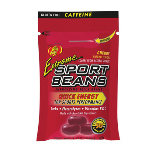 Sport Beans Extreme Energizing Jelly Beans Cherry