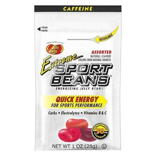 Sport Beans Extreme Energizing Jelly Beans Assorted