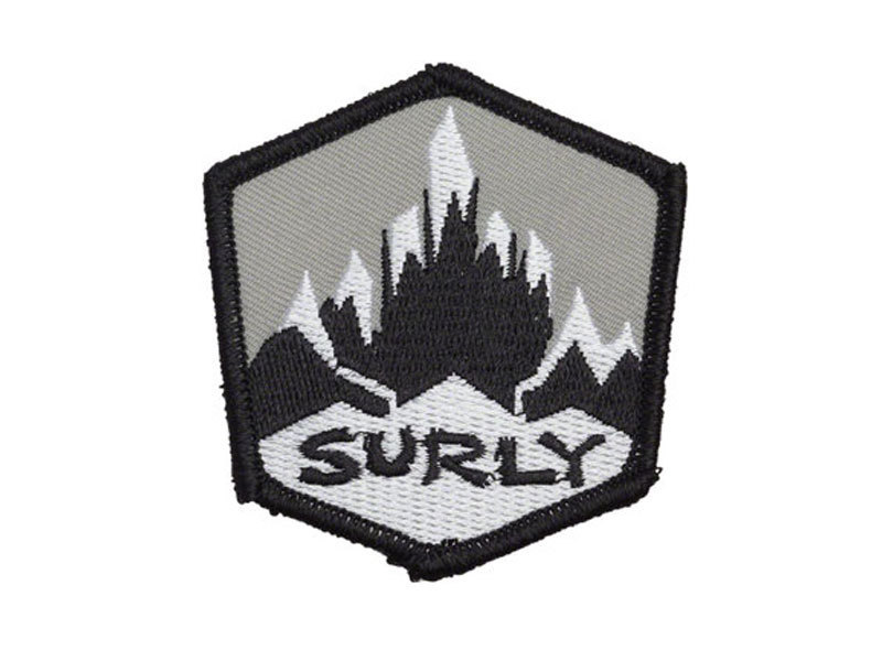 Surly Mountain Patch