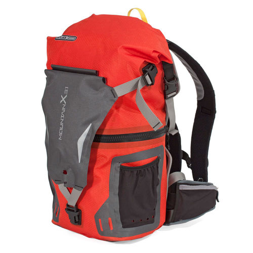 Ortlieb Mountain X Backpack 31L Red