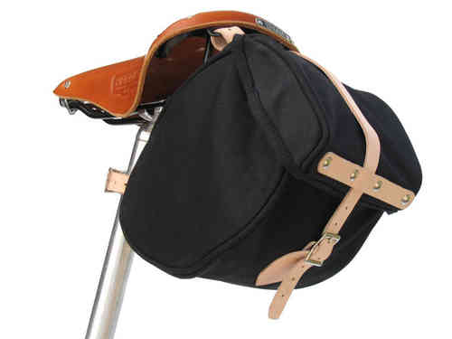 Banjo Brothers Minnehaha Saddle Bag - Small