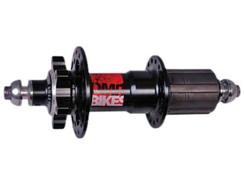 DMR Revolver Disc Rear Hub Bolt-on 135 x 10mm 36h
