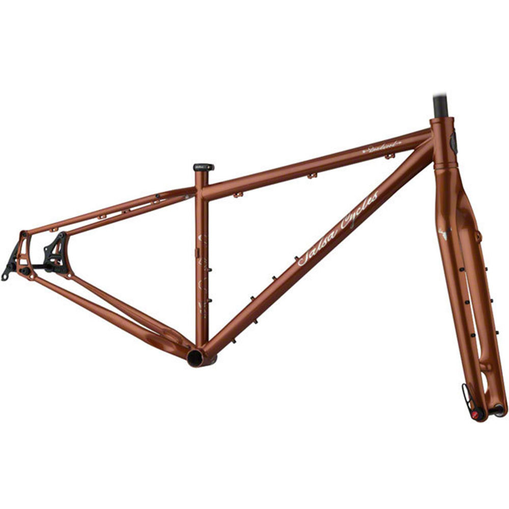 Salsa Deadwood 29+ Frameset 16""