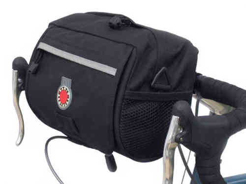 Banjo Brothers QR Handlebar Bag Black