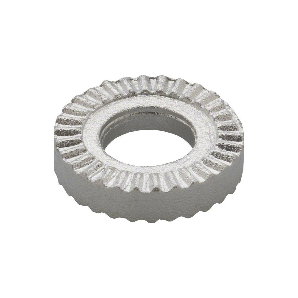 Tektro Serrated Brake Washer 6.1 x 13.3mm Silver