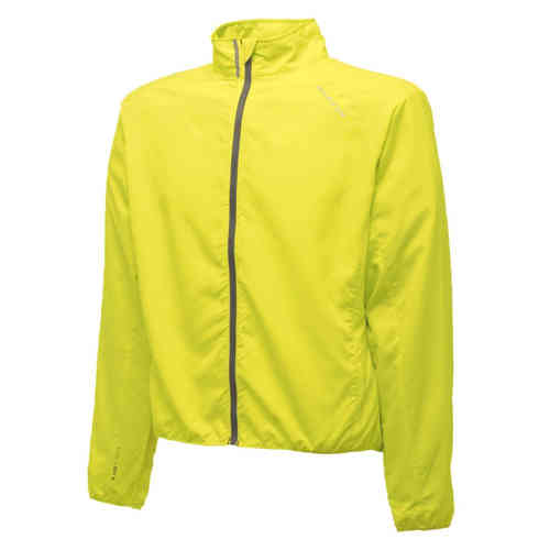Dare 2B Men's Fired Up Windshell Jacket Fluo Yellow XXL