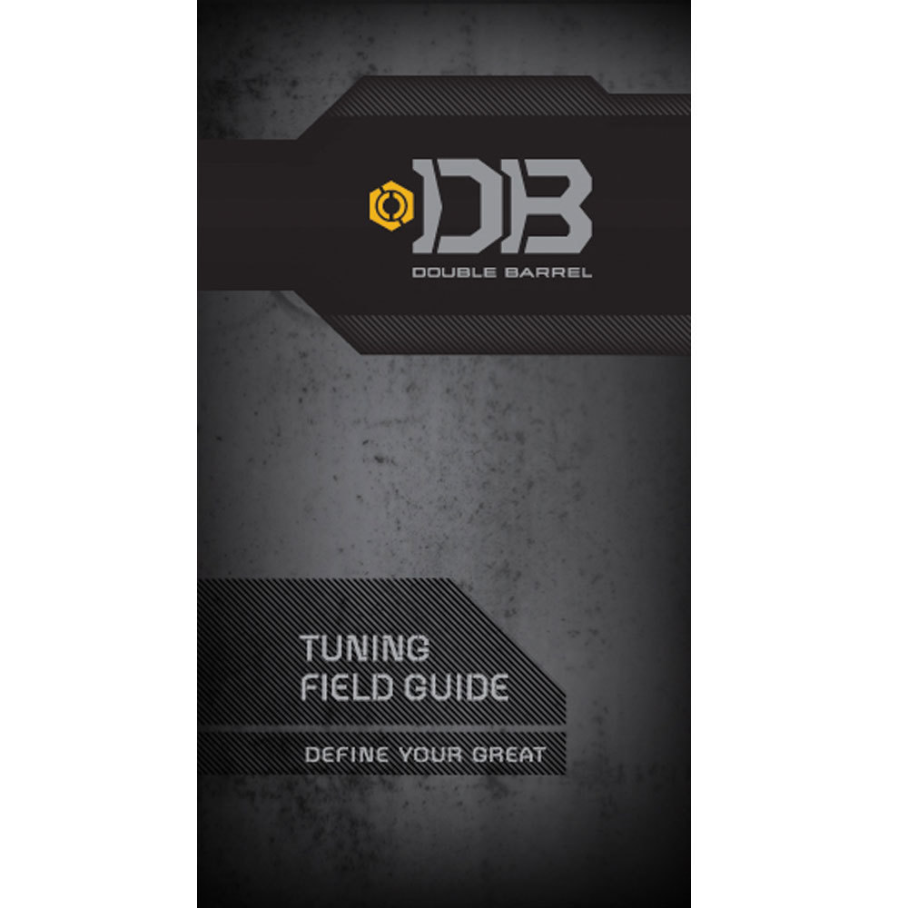 Cane Creek Double Barrel Tuning Field Guide