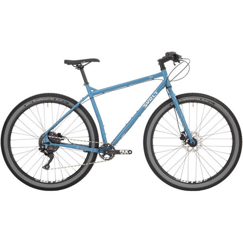 "Surly Ogre 29"" Complete Bike Cold Slate Blue MY21"