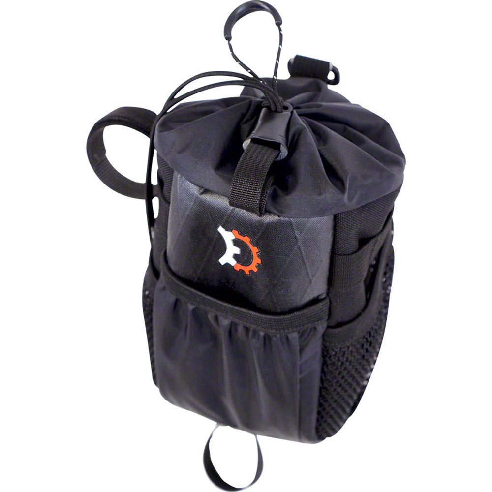 Revelate Designs Feedbag Handlebar Bag Black 2020