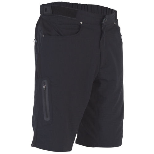 ZOIC Ether Short Hounds Black
