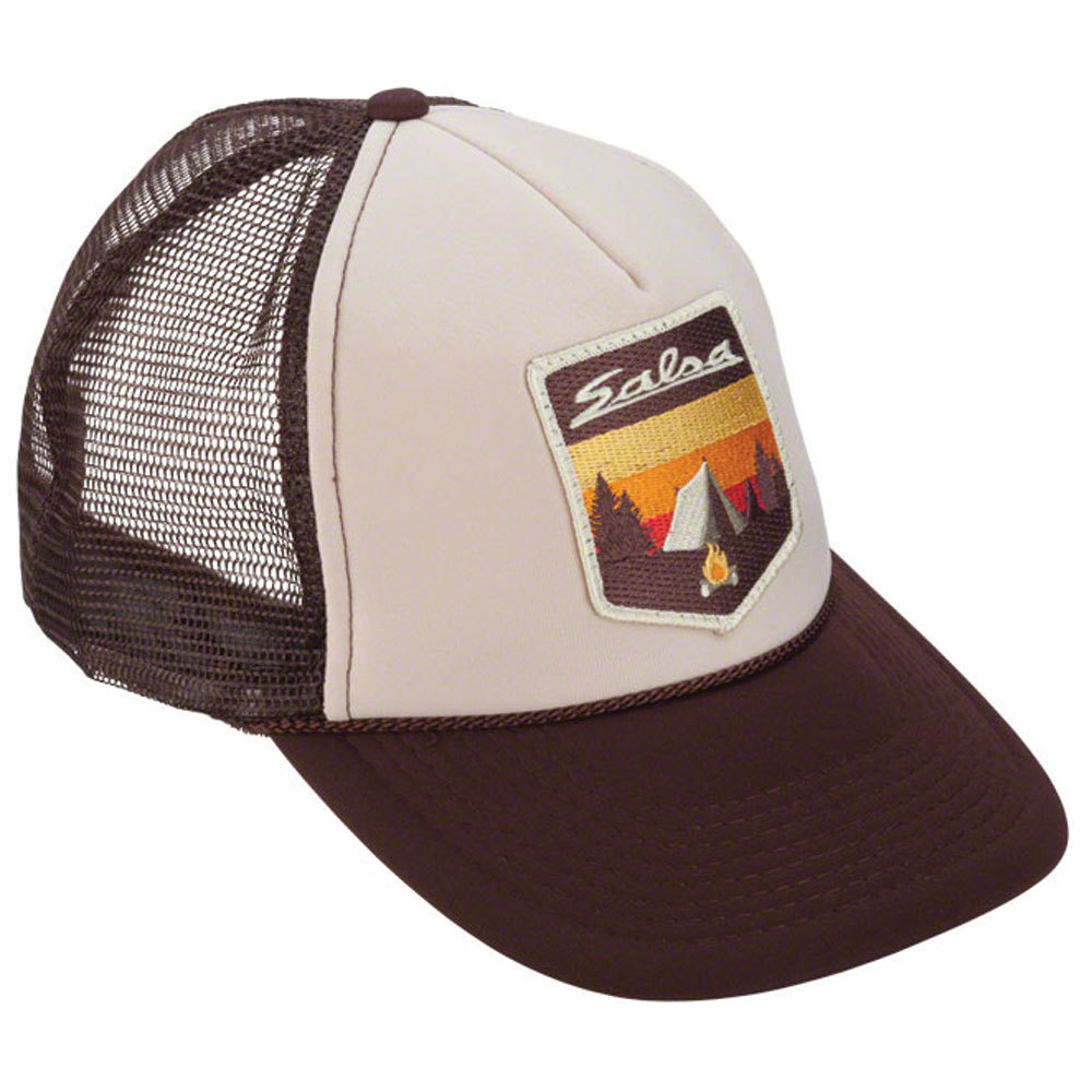 Salsa Firelight Hat Brown/Beige