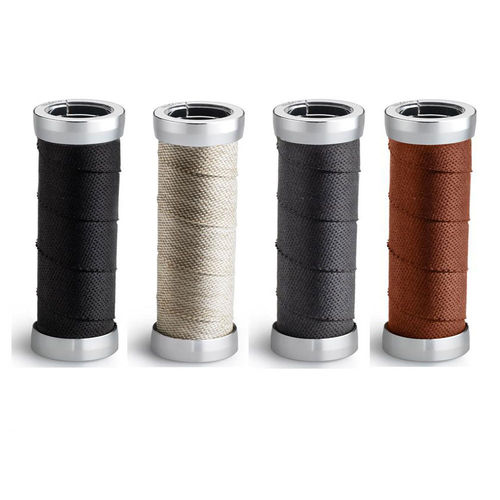 Brooks Slender Cambium Grips 100mm for Brompton