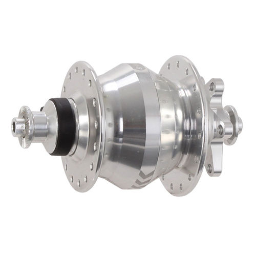 Shutter Precision PD-8 IS-Disc Front Hub Silver