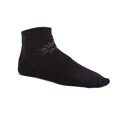 Zoic Women Short Sock Black