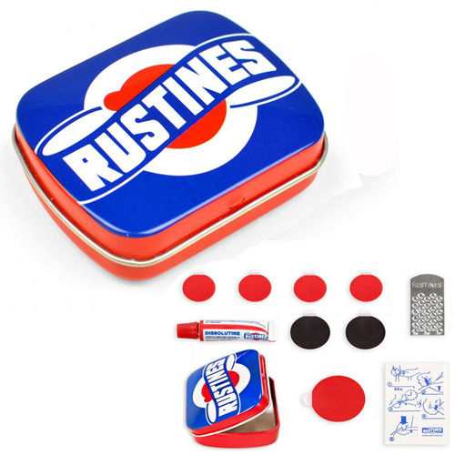 Rustines Small Patch Kit Tin Box