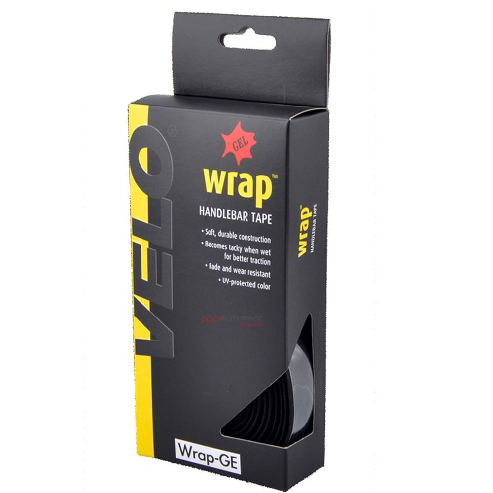 Velo Wrap-GEL Handlebar Tape Black