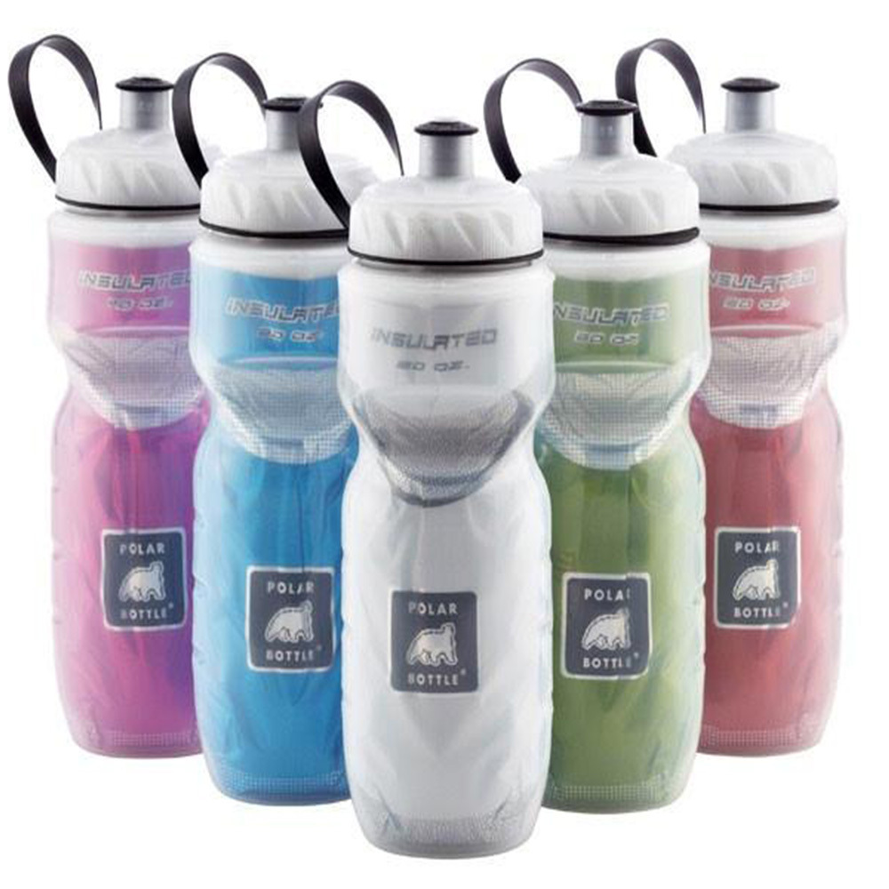 Polar Insulated Water Bottle Solid Colors 700ml