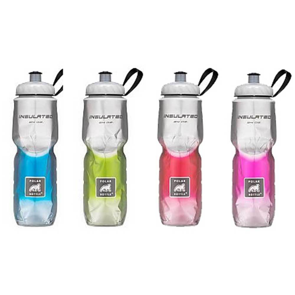 Polar Insulated Water Bottle Fade 600ml or 700ml