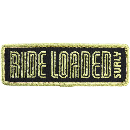 Surly Ride Loaded Patch Light Army Green/Black