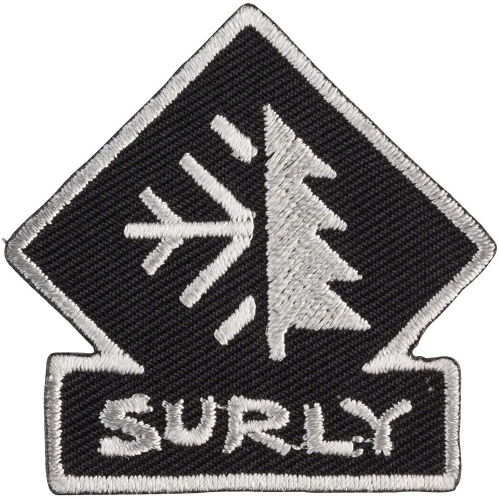 Surly Omniterra Patch Black/Grey