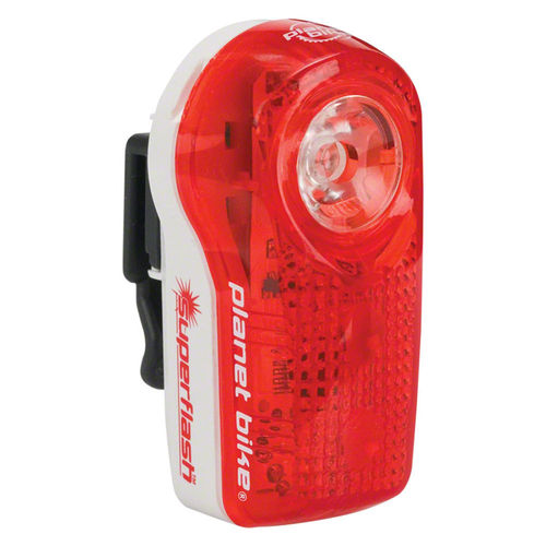 Planet Bike Superflash LED Tail Light 1/2 Watt