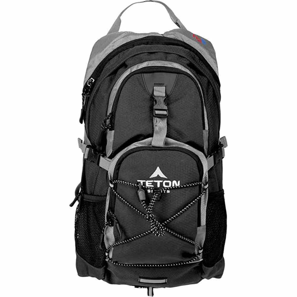 Teton Sports Oasis 1100 2-Liter Hydration Pack w/Raincover
