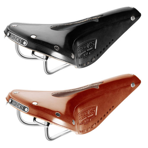 Brooks B17 Narrow Carved Saddle