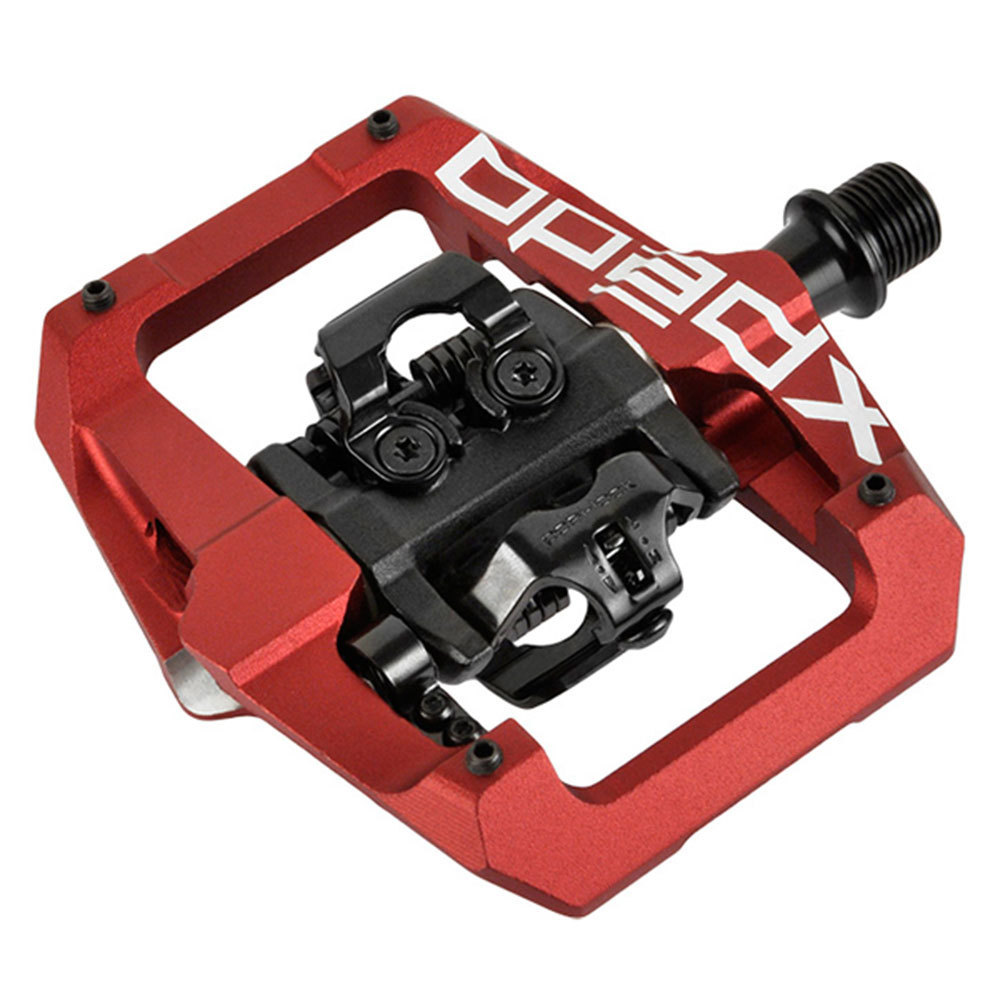 Xpedo GFX Clipless Pedals Red