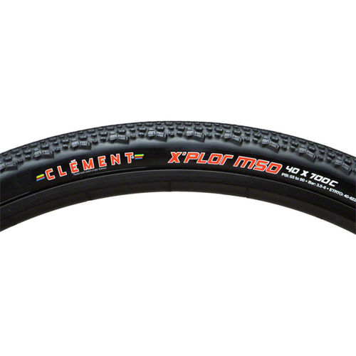 Clement Xplor MSO 700 x 40c Tire Black 60tpi - last one