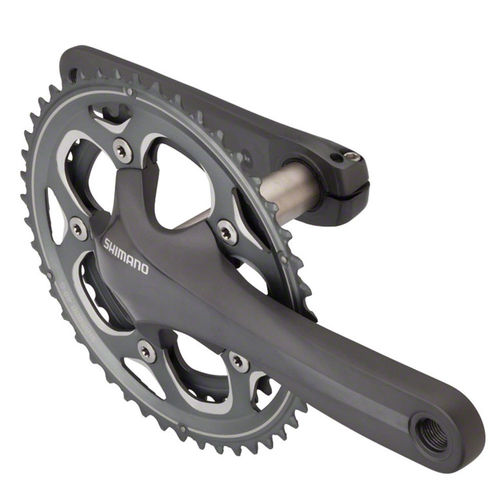 NEW Shimano Cyclocross CX70 46t 110mm 10-Speed Chainring Gray