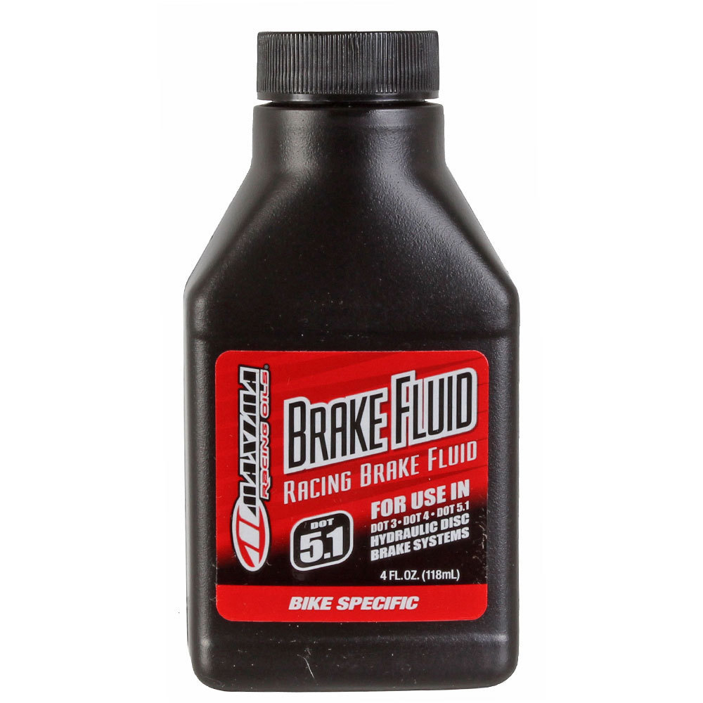 Maxima DOT-5.1 High Temp Brake Fluid 120ml