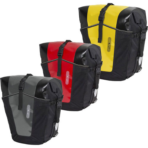 Ortlieb Back-Roller Pro Classic Touring Pannier 2 x 35L + 8 L Pair