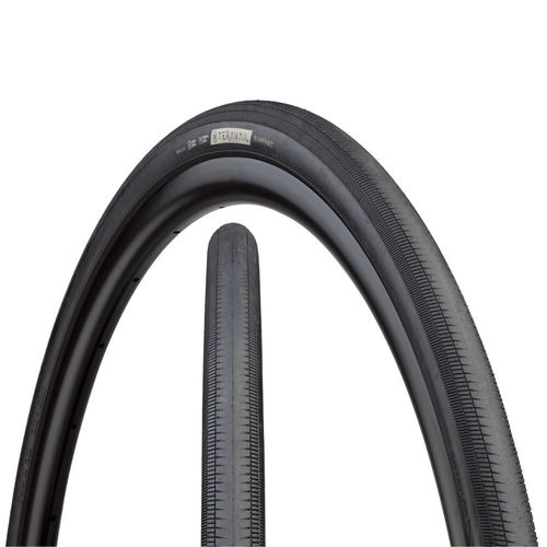 Teravail Rampart 700c Durable Sidewall Tubeless Tire Black