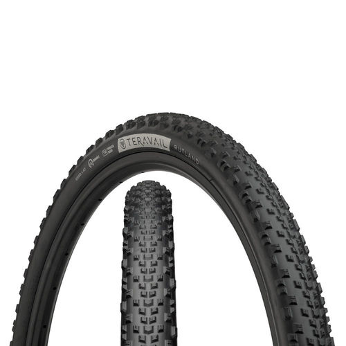 Teravail  Rutland 650b x 47c Light and Supple Tubeless Tire