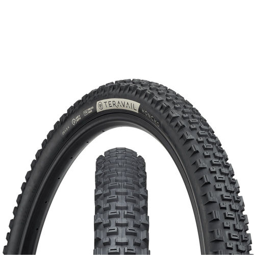 "Teravail Honcho 27.5"" Light and Supple Tubeless Tire Black"