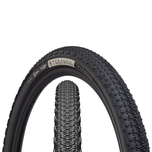 "Teravail Sparwood 29"" x 2.2"" Light and Supple Tubeless Tire"
