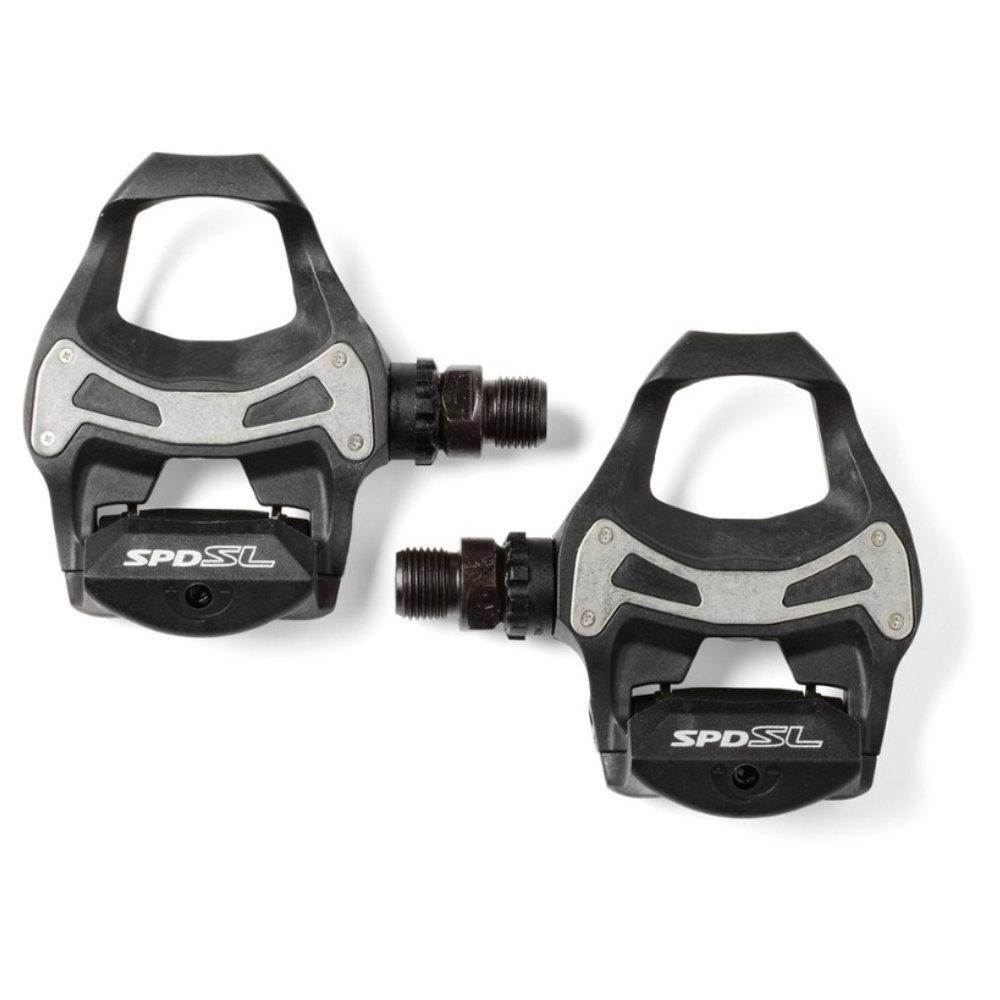 Spd Sl Pedals >> Shimano Pd R550g Spd Sl Road Pedals