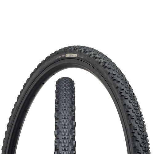 Teravail  Rutland 700c Durable Sidewall Tubeless Tire Black