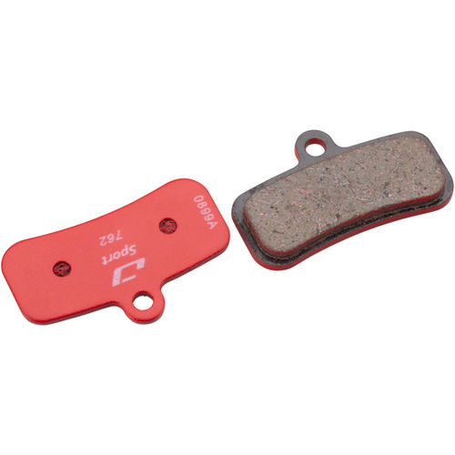 Shimano Deore XT M8020, Saint M810/M820, and Zee M640 Semi-Metallic Disc Brake Pads Alloy by Jagwire