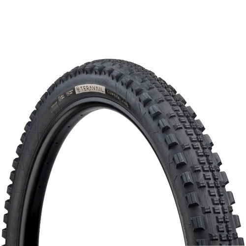 Teravail Cumberland 27.5 x 2.8 Light and Supple Tubeless Tire Black