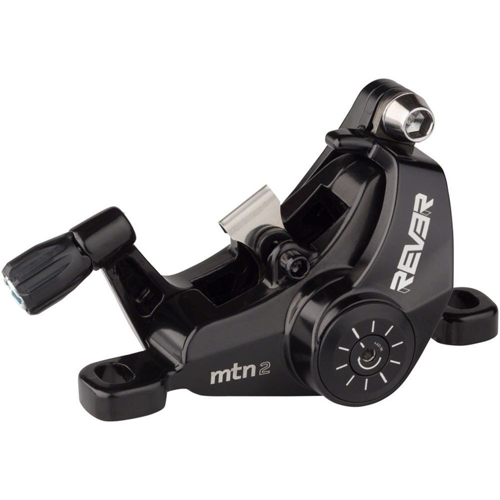 Rever MCX Road Disc Brake Post Mount with 160mm Rotor Pair
