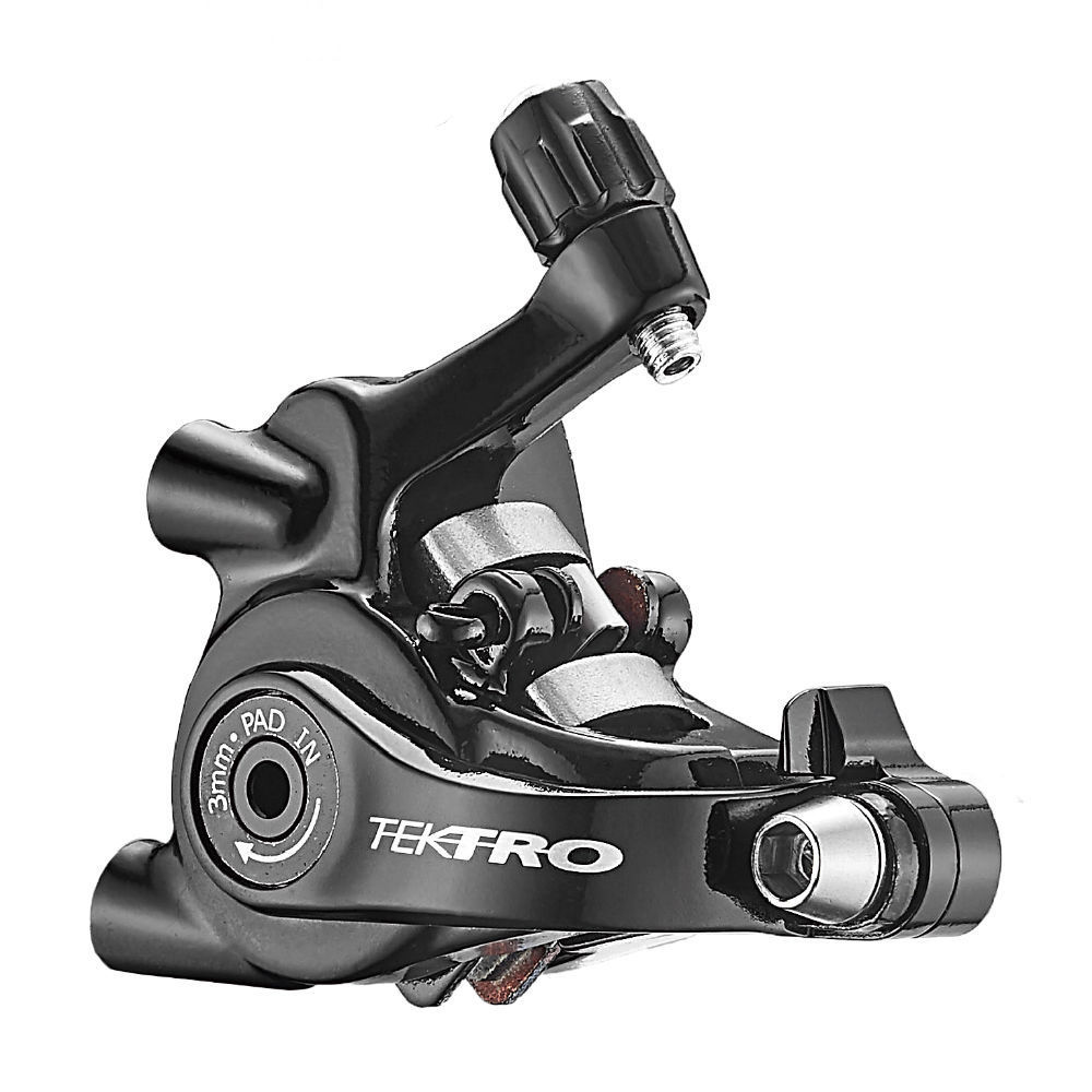 Tektro MD-C550 Dual-Piston Flat Mount Mechanical Disc Road Caliper