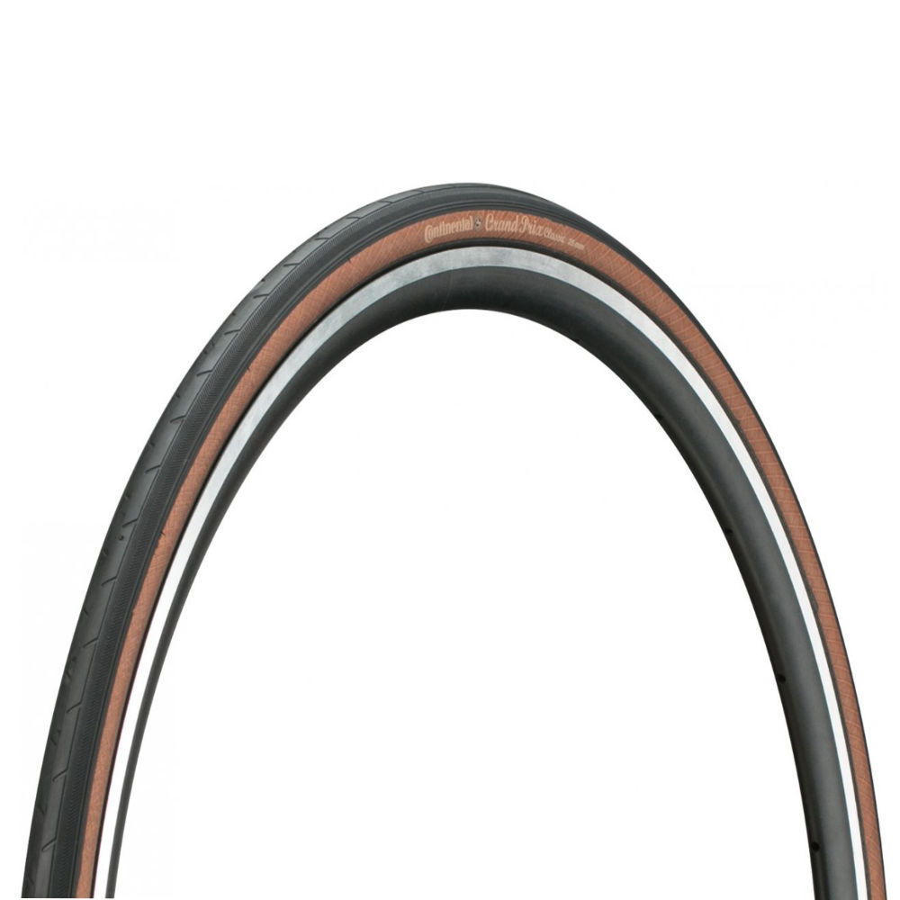 Continental Grand Prix Classic Tire 700 x 25 Clincher Black/Brown