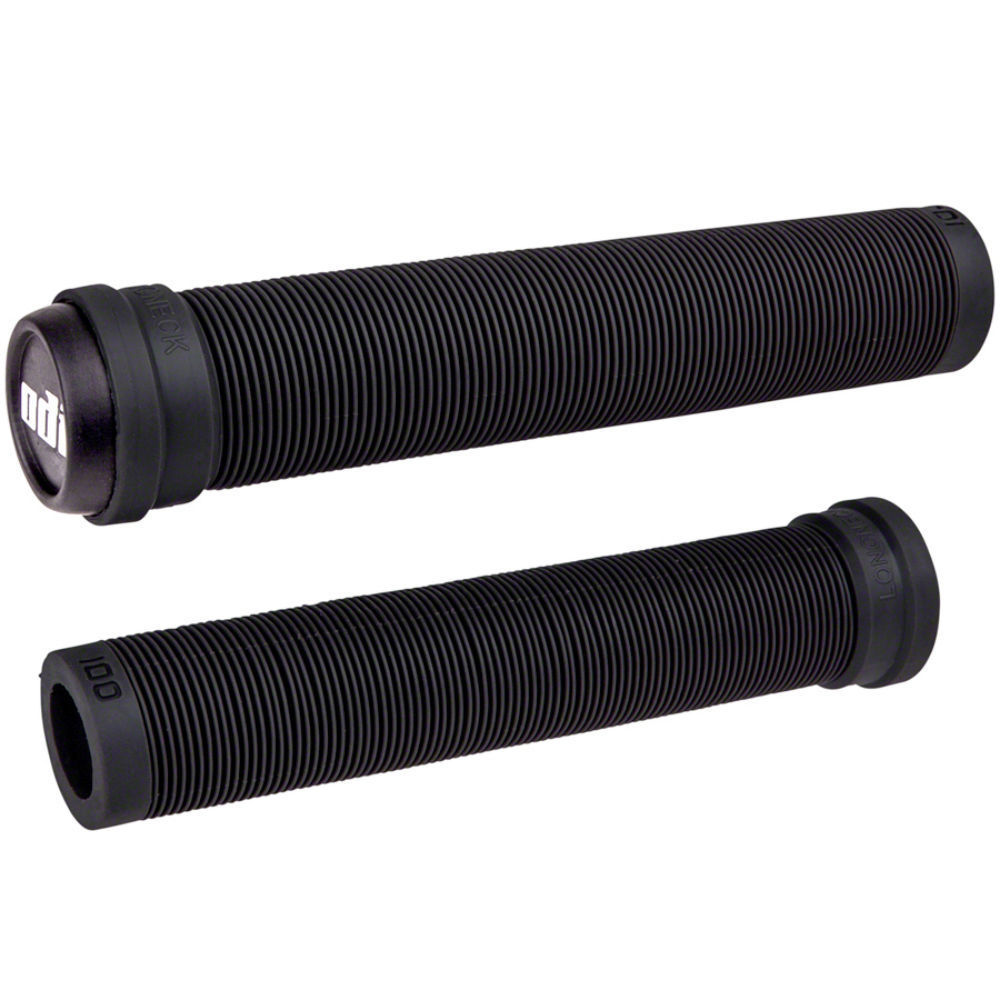 ODI Soft X-Longneck Grips Black 160mm