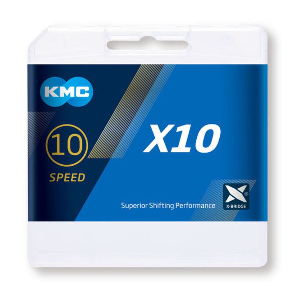 KMC X10.93 10-Speed Chain Grey