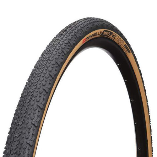 Donnelly Xplor MSO WC 700c Tubeless Tire Tan Sidewall