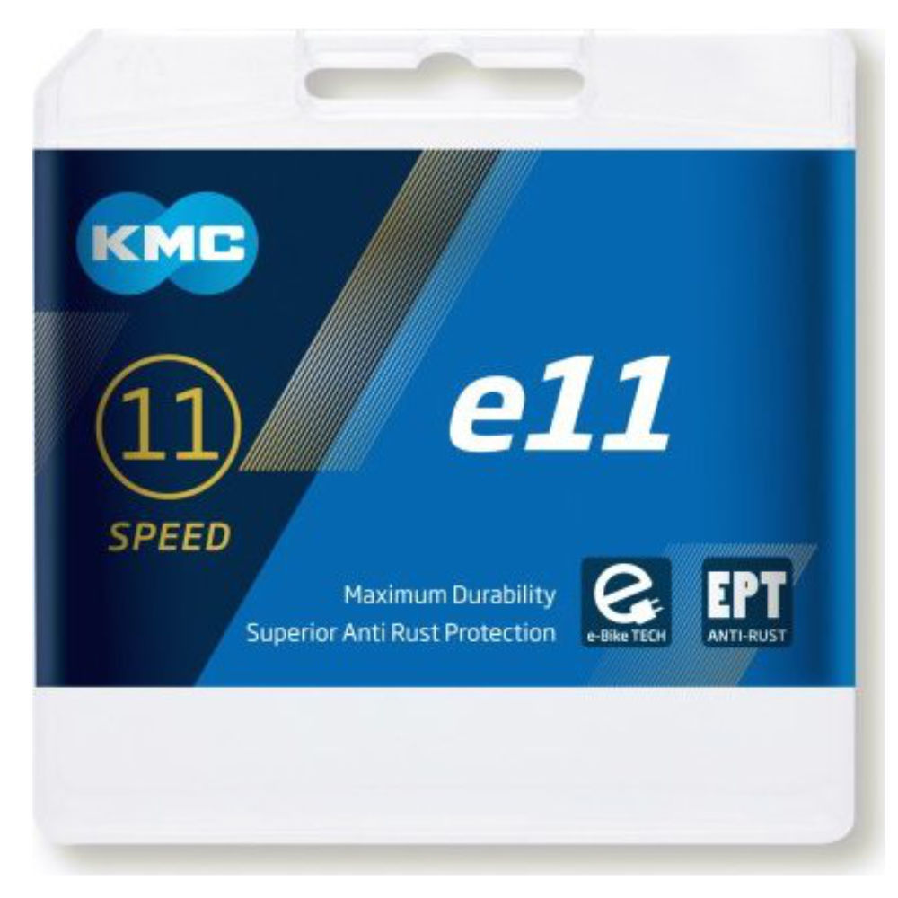KMC e11 EPT Mid-Motor 11-Speed E-Bike Chain EcoProTec