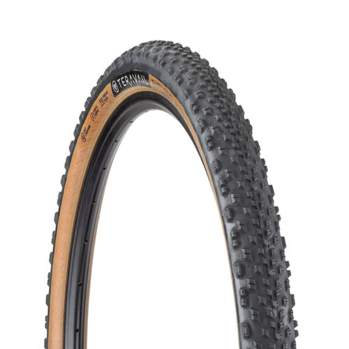 "Teravail  Rutland 29 x 2.2"" Durable Sidewall Tubeless Tire Tan"